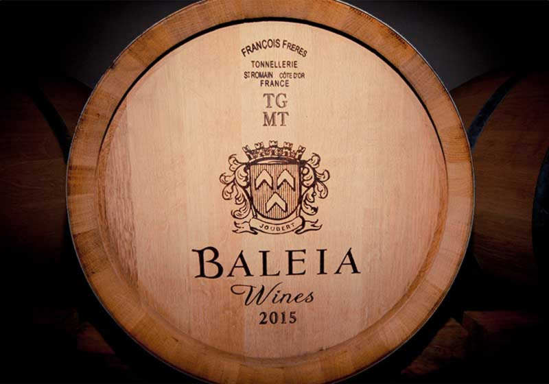 Baleia Wines Olive products