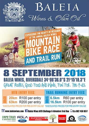 Baleia Bay MTB race