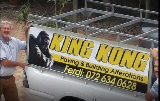King Kong Paving