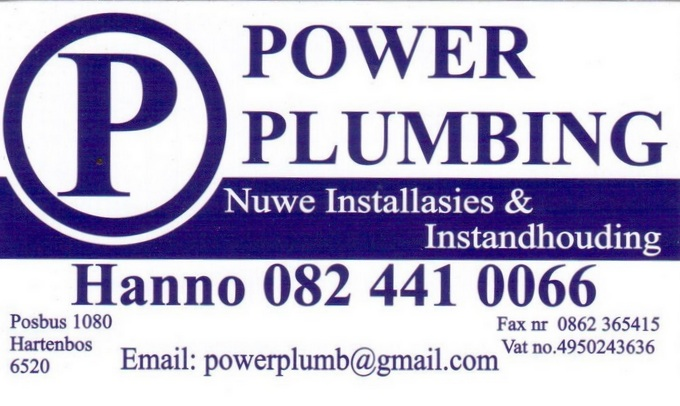 Power Plumbing Web