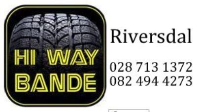 Hi Way - Riversdal nuwe
