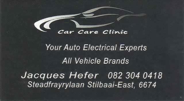 Car Care Clinic Auto Elec